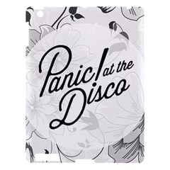 Panic At The Disco Flowers Apple Ipad 3/4 Hardshell Case by Onesevenart