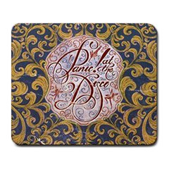 Panic! At The Disco Large Mousepads by Onesevenart