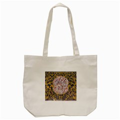 Panic! At The Disco Tote Bag (cream) by Onesevenart