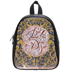 Panic! At The Disco School Bag (small) by Onesevenart