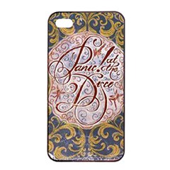 Panic! At The Disco Apple Iphone 4/4s Seamless Case (black) by Onesevenart