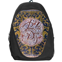 Panic! At The Disco Backpack Bag by Onesevenart