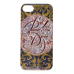 Panic! At The Disco Apple Iphone 5s/ Se Hardshell Case by Onesevenart