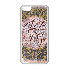 Panic! At The Disco Apple Iphone 5c Seamless Case (white) by Onesevenart