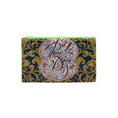 Panic! At The Disco Cosmetic Bag (xs) by Onesevenart