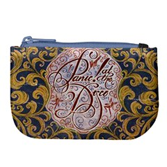 Panic! At The Disco Large Coin Purse by Onesevenart
