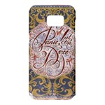Panic! At The Disco Samsung Galaxy S7 Edge Hardshell Case