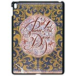 Panic! At The Disco Apple iPad Pro 9.7   Black Seamless Case