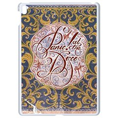 Panic! At The Disco Apple Ipad Pro 9 7   White Seamless Case by Onesevenart