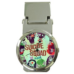 Panic! At The Disco Suicide Squad The Album Money Clip Watches by Onesevenart