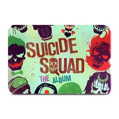 Panic! At The Disco Suicide Squad The Album Plate Mats by Onesevenart