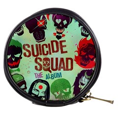 Panic! At The Disco Suicide Squad The Album Mini Makeup Bags by Onesevenart