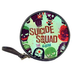 Panic! At The Disco Suicide Squad The Album Classic 20 Cd Wallets by Onesevenart