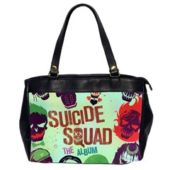 Panic! At The Disco Suicide Squad The Album Office Handbags (2 Sides)  by Onesevenart