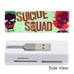 Panic! At The Disco Suicide Squad The Album Memory Card Reader (stick)  by Onesevenart