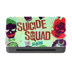 Panic! At The Disco Suicide Squad The Album Memory Card Reader With Cf by Onesevenart