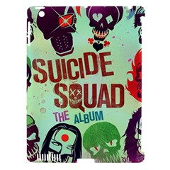 Panic! At The Disco Suicide Squad The Album Apple Ipad 3/4 Hardshell Case (compatible With Smart Cover) by Onesevenart