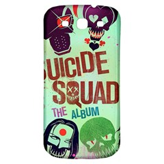 Panic! At The Disco Suicide Squad The Album Samsung Galaxy S3 S Iii Classic Hardshell Back Case by Onesevenart