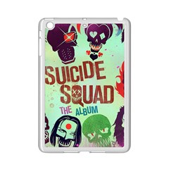 Panic! At The Disco Suicide Squad The Album Ipad Mini 2 Enamel Coated Cases by Onesevenart