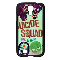 Panic! At The Disco Suicide Squad The Album Samsung Galaxy S4 I9500/ I9505 Case (black) by Onesevenart