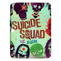 Panic! At The Disco Suicide Squad The Album Samsung Galaxy Tab 3 (10 1 ) P5200 Hardshell Case  by Onesevenart