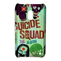 Panic! At The Disco Suicide Squad The Album Nokia Lumia 620 by Onesevenart