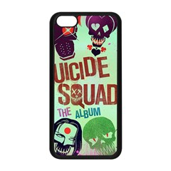 Panic! At The Disco Suicide Squad The Album Apple Iphone 5c Seamless Case (black) by Onesevenart