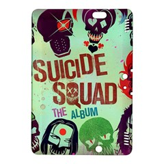 Panic! At The Disco Suicide Squad The Album Kindle Fire Hdx 8 9  Hardshell Case by Onesevenart