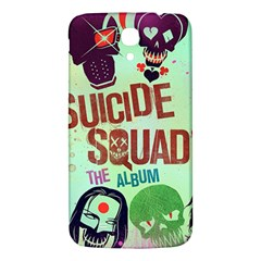 Panic! At The Disco Suicide Squad The Album Samsung Galaxy Mega I9200 Hardshell Back Case by Onesevenart