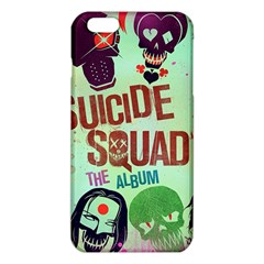 Panic! At The Disco Suicide Squad The Album Iphone 6 Plus/6s Plus Tpu Case by Onesevenart