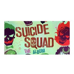Panic! At The Disco Suicide Squad The Album Satin Wrap by Onesevenart