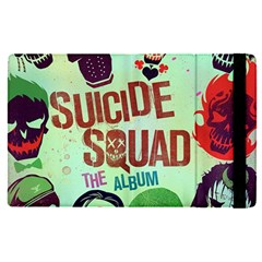 Panic! At The Disco Suicide Squad The Album Apple Ipad Pro 12 9   Flip Case by Onesevenart