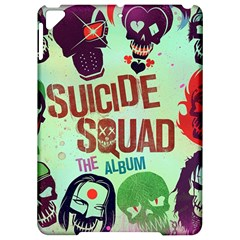 Panic! At The Disco Suicide Squad The Album Apple Ipad Pro 9 7   Hardshell Case by Onesevenart