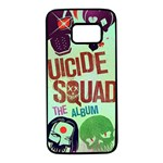 Panic! At The Disco Suicide Squad The Album Samsung Galaxy S7 Black Seamless Case