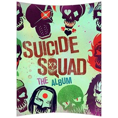 Panic! At The Disco Suicide Squad The Album Back Support Cushion by Onesevenart