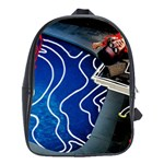 Panic! At The Disco Released Death Of A Bachelor School Bag (Large)