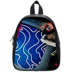 Panic! At The Disco Released Death Of A Bachelor School Bag (Small)