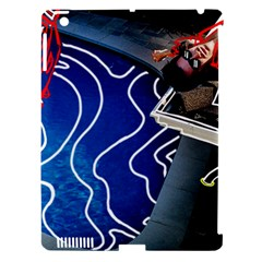 Panic! At The Disco Released Death Of A Bachelor Apple Ipad 3/4 Hardshell Case (compatible With Smart Cover) by Onesevenart