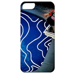 Panic! At The Disco Released Death Of A Bachelor Apple Iphone 5 Classic Hardshell Case by Onesevenart