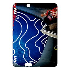Panic! At The Disco Released Death Of A Bachelor Kindle Fire Hdx Hardshell Case by Onesevenart