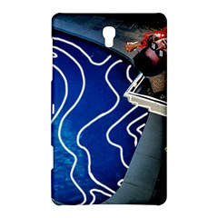 Panic! At The Disco Released Death Of A Bachelor Samsung Galaxy Tab S (8 4 ) Hardshell Case  by Onesevenart
