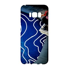 Panic! At The Disco Released Death Of A Bachelor Samsung Galaxy S8 Hardshell Case  by Onesevenart