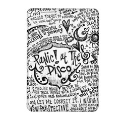 Panic! At The Disco Lyric Quotes Samsung Galaxy Tab 2 (10 1 ) P5100 Hardshell Case  by Onesevenart