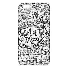 Panic! At The Disco Lyric Quotes Iphone 6 Plus/6s Plus Tpu Case by Onesevenart