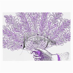 Panic At The Disco Large Glasses Cloth (2 Side) by Onesevenart