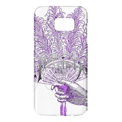 Panic At The Disco Samsung Galaxy S7 Edge Hardshell Case by Onesevenart