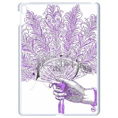 Panic At The Disco Apple Ipad Pro 9 7   White Seamless Case by Onesevenart