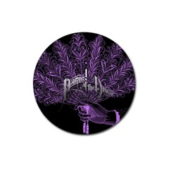Panic At The Disco Magnet 3  (round) by Onesevenart