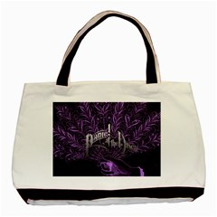 Panic At The Disco Basic Tote Bag (two Sides) by Onesevenart