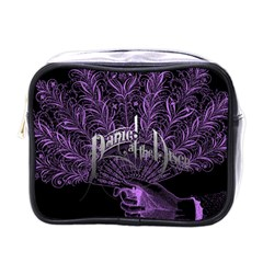 Panic At The Disco Mini Toiletries Bags by Onesevenart